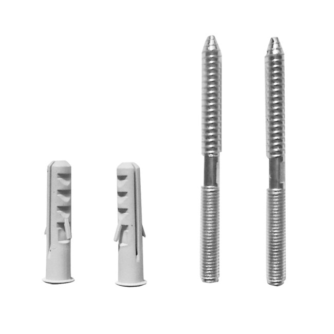 Fixing screws kit for Washbasins