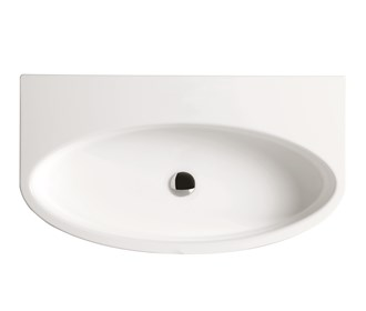 Wall-hung washbasin 80 Boing