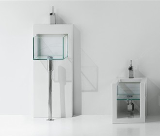 Washbasin Glass
