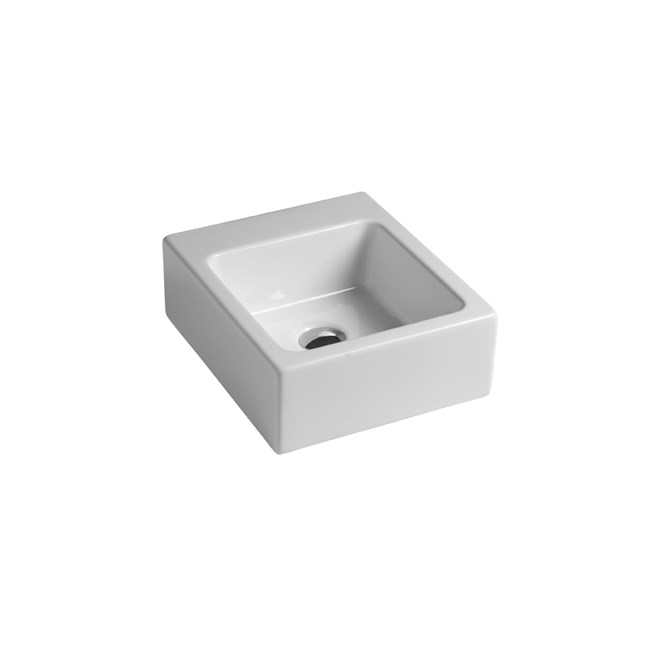 SQUARE WASHBASIN 32